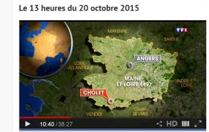 TF1 foirail Cholet