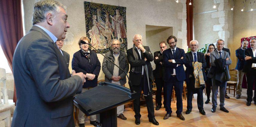 Travaux d'extension et de réhabilitation de la Mairie de #LysHautLayon
